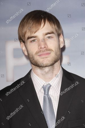 Stock Picture of David Gallagher