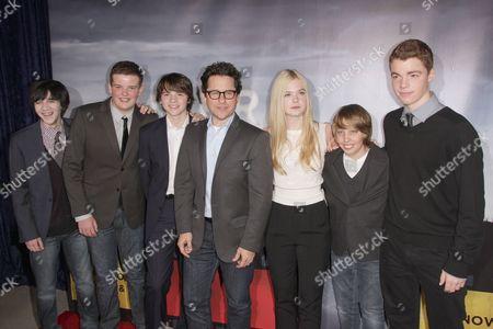 Editorial photo of 'Super 8' DVD Release, Los Angeles, America - 22 Nov 2011