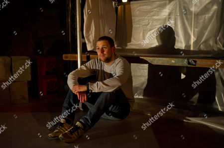 Editorial picture of 'Old Me' by Polarbear at the Roundhouse Studio Theatre, London, Britain - 22 Nov 2011