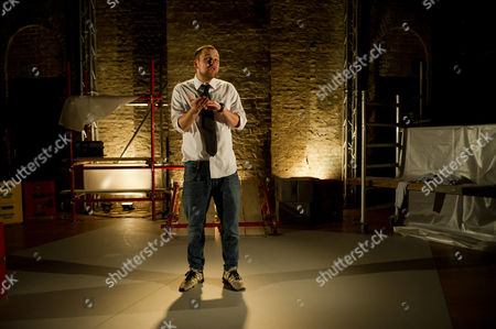 Editorial photo of 'Old Me' by Polarbear at the Roundhouse Studio Theatre, London, Britain - 22 Nov 2011