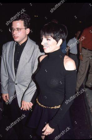 Billy Stritch and Liza Minnelli