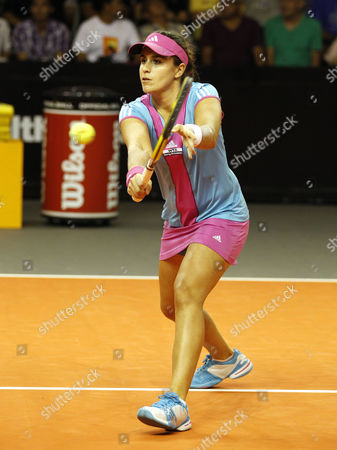 Editorial picture of WTA Tennis Tournament of Champions in Bali, Indonesia  - 04 Nov 2011