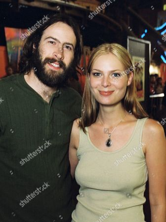 Stock Picture of Jason Lee and Carmen Llywelyn