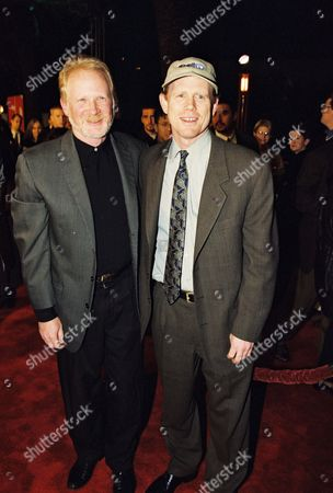 Don Most and Ron Howard
