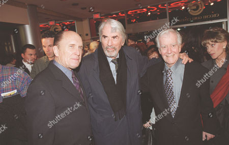 Robert Duvall, Gregory Peck and Screenwriter Horton Foote