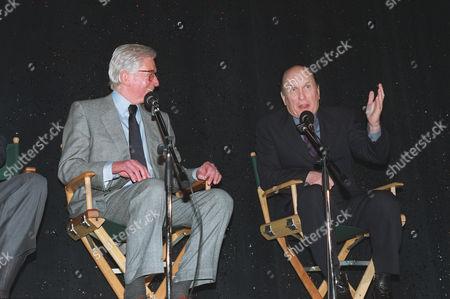 Robert Mulligan and Robert Duvall
