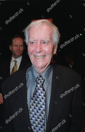 Screenwriter Horton Foote