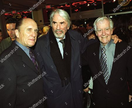 Robert Duvall, Gregory Peck and Horton Foote