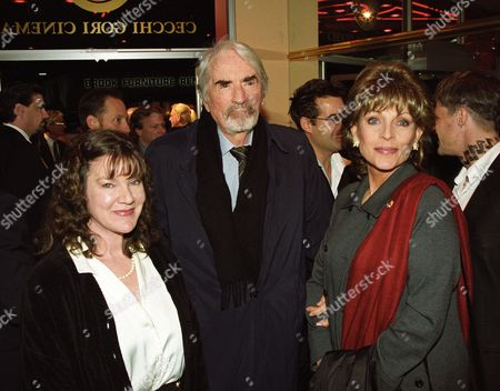 Mary Badham, Gregory Peck and Veronique Peck