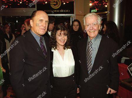 Robert Duvall, Mary Badham and Horton Foote