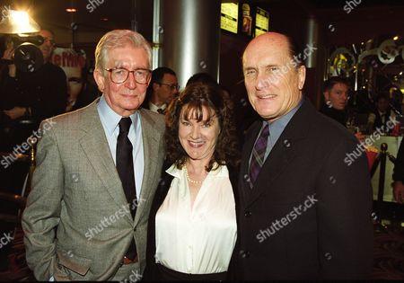 Robert Mulligan, Mary Badham and Robert Duvall