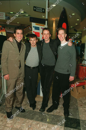 Jake Gyllenhaal, William Lee Scott, Chad Lindberg and Chris Owen
