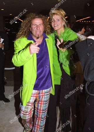 Sammy Hagar and wife Kari Hagar