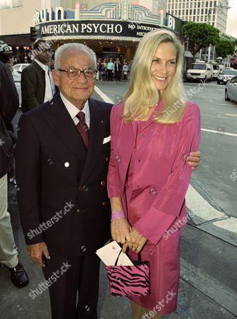 Dino Delaurentiis and Martha Schumacher
