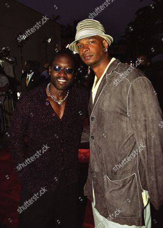 Phill Lewis and Damon Wayans