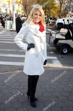 Editorial picture of The 85th Annual Macy's Thanksgiving Day Parade, New York, America - 24 Nov 2011