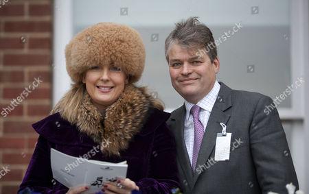 Countess of Carnarvon and Earl of Carnarvon George Reginald Oliver Molyneux Herbert