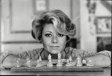 Elaine Paige Involved The Musical 'chess' Written By Tim Rice Bjorn Ulvaeus And Benny Andersson