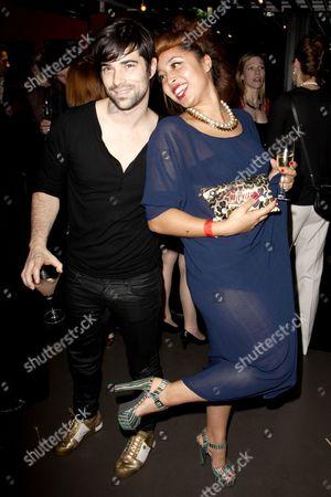 Editorial photo of 'La Soiree' Press Night After Party, London, Britain - 28 Nov 2011