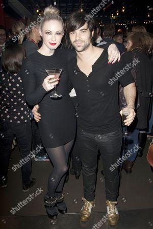 Editorial image of 'La Soiree' Press Night After Party, London, Britain - 28 Nov 2011