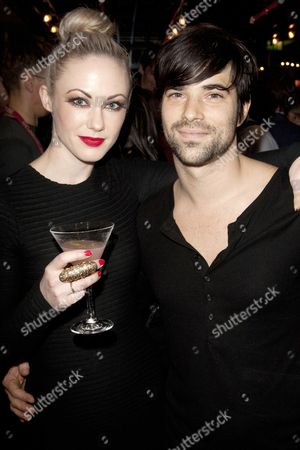 Editorial picture of 'La Soiree' Press Night After Party, London, Britain - 28 Nov 2011