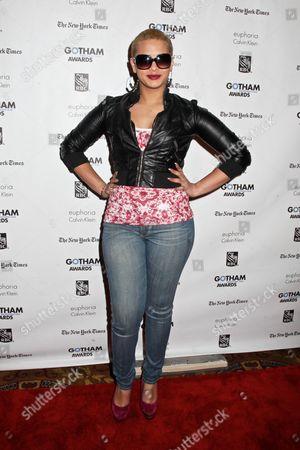 Stock Photo of Harmony Santana