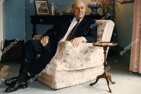 Editorial image of Ian Mccorquodale (son Of Barbara Cartland) In His Whitehall Apartment