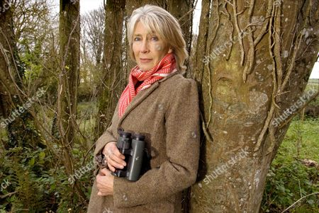 Editorial photo of Lady Jane Rice at home in Helston, Cornwall, Britain - 24 Nov 2011