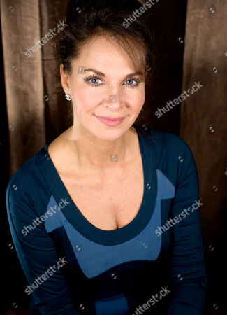 Editorial image of Health and wellbeing consultant Carole Caplin, London, Britain - 07 Nov 2011