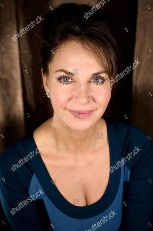 Stock Picture of Carole Caplin