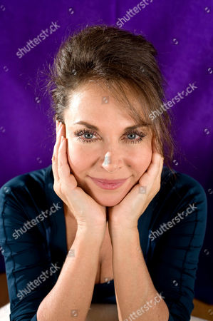 Editorial photo of Health and wellbeing consultant Carole Caplin, London, Britain - 07 Nov 2011