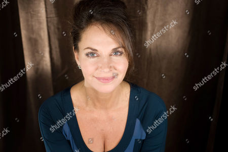 Stock Photo of Carole Caplin