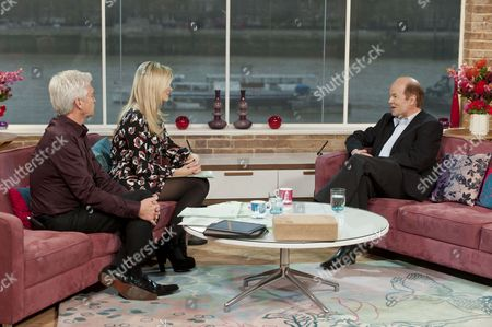 Editorial photo of 'This Morning' TV Programme, London, Britain. - 29 Nov 2011