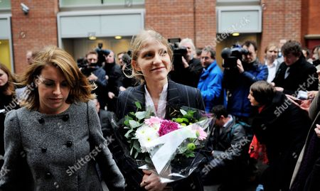 Lawyer Tessa Gordon and Ekaterina Zatuliveter