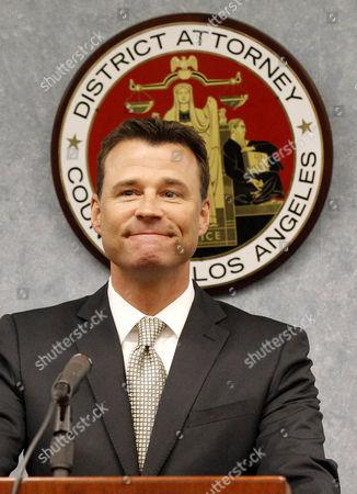 Los Angeles Deputy District Attorney David Walgren