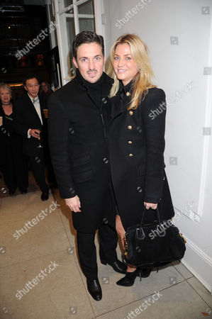 Editorial picture of Stella McCartney store Christmas lights switching on ceremony, London, Britain - 29 Nov 2011