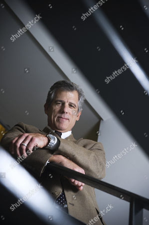 Editorial photo of Michael Kruger, Dean of Manchester Business School, Manchester, Britain - 11 Nov 2011