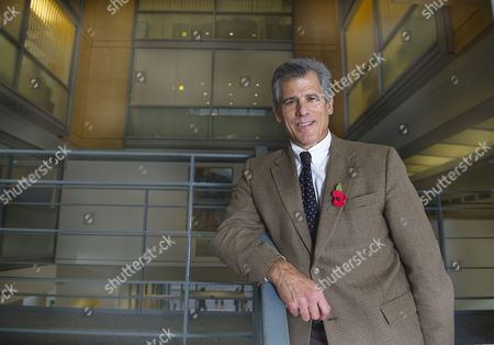 Editorial picture of Michael Kruger, Dean of Manchester Business School, Manchester, Britain - 11 Nov 2011