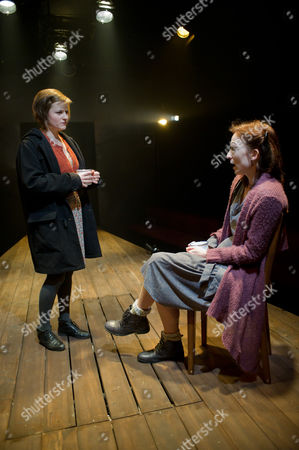Stock Picture of 'Foxfinder' - Becci Gemmell as Sarah and Kirsty Besterman as Judith