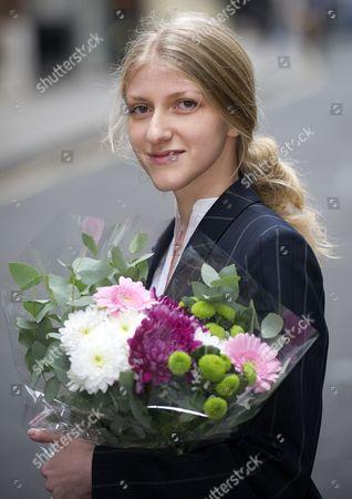 Stock Photo of Ekaterina Zatuliveter
