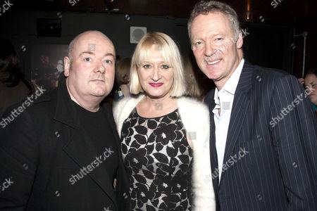 Ian Shaw, Hattie Hayridge and Rory Bremner