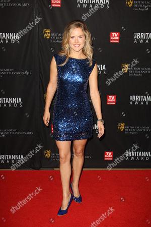 Editorial picture of BAFTA Britannia Awards, Los Angeles, America - 30 Nov 2011