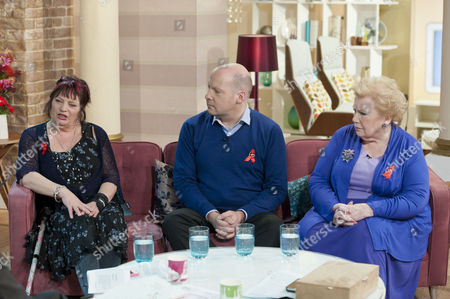 Editorial photo of 'This Morning' TV Programme, London, Britain - 01 Dec 2011