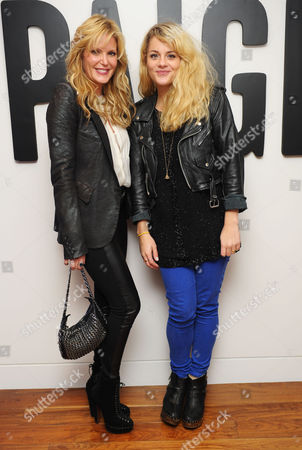 Editorial photo of Paige Penthouse Party, London, Britain - 01 Dec 2011