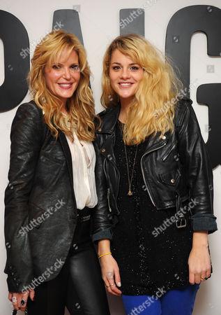 Editorial picture of Paige Penthouse Party, London, Britain - 01 Dec 2011