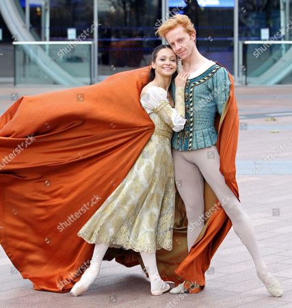 Principal Dancers From The Royal Ballet Roberta Marquez And Steven Mc Rae. The Royal Ballet Will Take Over The O2 Next Year With Performances Of Romeo And Juliet From June 17 To 19 Starring Dancers Roberta Marquez And Steven Mcrae. Tickets Costing A10-a95 Go On Sale On 5 December The World's Most Famous Royal Ballet Will Perform At The O2 Arena In July 201.