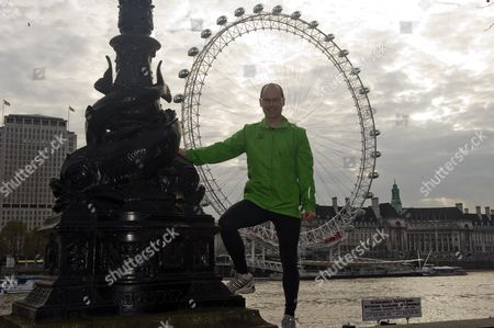 Hugh Brasher Race Director Elect Of The London Marathon. Picture By Glenn Copus