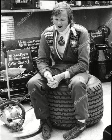 Motor Racing Driver Ronnie Peterson John Player Team Lotus