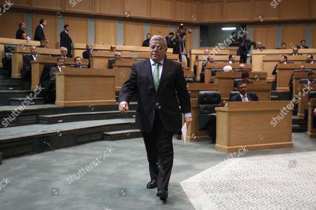 Jordanian Prime Minister Awn Shawkat Al-Khasawneh