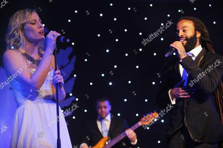 Natasha Bedingfield and John Forte